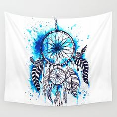 Dream Catcher Wall Tapestry