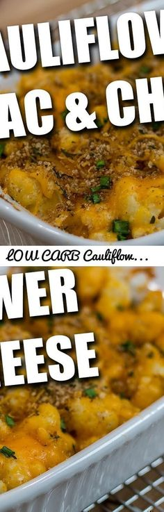 LOW CARB Cauliflower Mac & Cheese Recipe... Tags: dhftns, the, chef, cheese, bake, cauliflower, mac, macaroni, lower, cheddar, cheeses, sauce, sauces, baked, cheap, substitute, alternative, prep, meal, body, building, builder, builders, bodybuilder, bodyb