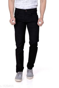 Checkout this latest Jeans Product Name: * Stylish Denim Men's Jean* Sizes:  28, 30, 32, 34, 36, 38 Country of Origin: India Easy Returns Available In Case Of Any Issue   Catalog Rating: ★3.9 (476)  Catalog Name: Elegant Stylish Men's Denim Jeans Vol 11 CatalogID_246696 C69-SC1211 Code: 036-1872453-9981