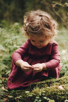 Lovely Handmade Linen Baby Toddler Dress   Etsy