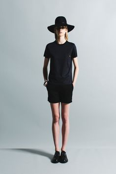 THE RERACS│ザ・リラクス / COLLECTION_2015-16AW Simple Outfits, Cool Outfits, Fashion Pants, Fashion Dresses, Swimwear Model, Everyday Fashion, Female Models, Nice Dresses, Style Me