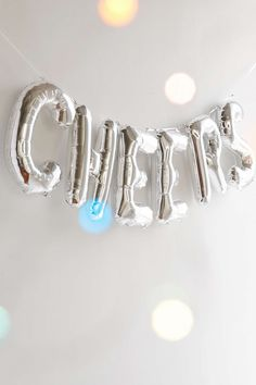 Cheers Party Balloon Kit