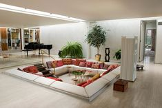 Designed by famed architect Eero Saarinen, the Miller House is a classic Mid-Century modern home located in Columbus, Indiana. Commissioned by industrialist, philanthropist, and architecture patron…