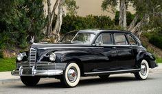 Packard Custom Super Clipper limousine