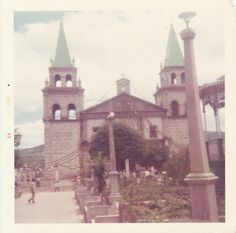 Templo de S. Miguel Arcangel de Atenguillo