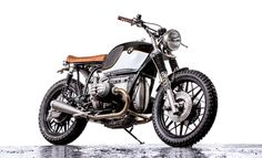 Down & Out Cafe Racers | THE DUNCSTER R80  120/90 19 rear 100/90 18 front Hideneau Scouts