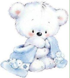 Baby Boy - Teddy Bear