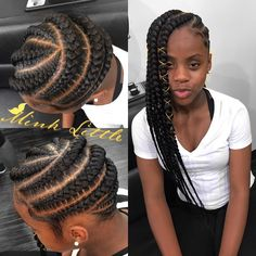 Medium feed ins over to the side Click link in bio to book an appointment (select book online tab) Dates for the month are updated once a month at 12 noon #feedins #feedinbraids #feedincornrows #minklittle #minklittlellc #hairbyminklittle #feedingbraids #feederbraids #positive #positivevibes #positiveenergy #natural #naturalhair #naturalbeauty #naturalhairstyles #atl #atlantaga #atlantahair #atlantabraids #atlantahairstylist #detroithair #detroitbraider #detroithairstylist