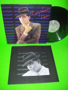 Gary Numan Dance 1981 VINTAGE Vinyl LP Record w/ Inner SynthPop She's Got Claws #GaryNuman #NewWaveAmbientElectronicaExperimentalAvantgardeSynthPop