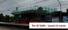 Roma-Lido anno 2016. Fervono i lavori nelle stazioni della linea e dopo aver parlato e visto Acilia Sud, oggi vediamo come si sta trasformando Tor di Valle. Nel frattempo però la stazione è in mano ai saltatori di tornello ed ad ogni altro tipo di vandali.
