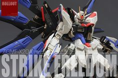 Resin-based modeling works by created HERO (http://blog.naver.com/coolboy4975)  ZGMF-X20A STRIKE FREEDOM