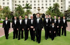 The must-have groomsmen shot - Breakers Dream Wedding Pinterest Contest @BreakersWedding #BreakersWedding