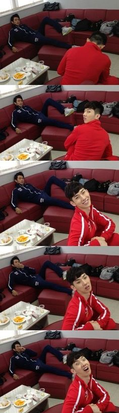2AM's Seulong shares series of Jo Kwon's funny expressions