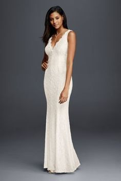 Looking for a bohemian wedding dress to create an effortless look? Shop from David's Bridal bohemian bridal gowns available in short & long lengths today! Informal Wedding Dresses, Informal Weddings, Davids Bridal Dresses, Casual Wedding, Wedding Dress Styles, Bridal Gowns, Lace Wedding, 2nd Marriage Wedding Dress, Wedding Ceremony