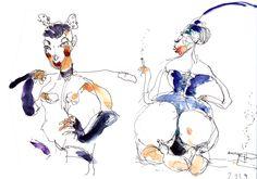 Sketch (2013) by Felix Scheinberger
