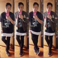 Love yourself  #dope #Metallica #edimundsonootd #menswears #mensweardaily #mensfashion #mensfashionblogger #mensfashionguide #mensfashionposts #streetfashion #streetfashionstyle  #ootd #lookoftheday #stylemen #instafashion #instastyle #sneakers