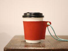 【10/29,30】ワークショップ開催!レザーコーヒースリーブを作ろう☆ - CANDIY   シティガールのDIYレシピ&ツールのセレクトショップ