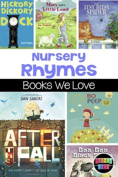 Nursery Rhymes Activities to Get Preschoolers in the Rhythm of Learning | Turner Tots