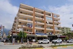 Guven Apartment in Alanya - Cheap apartment in Mahmutlar center with 2 bedrooms and sea view
