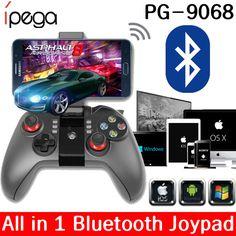 [$29.90](▼57%)[ipega] Wireless Bluetooth Game Controller Gamepad l PG-9068 l 10Hour Work Time l Smartphone l PC
