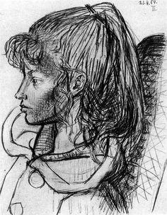 Sylvette David, 1954_2