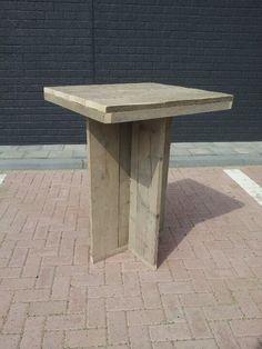 """Sta-tafel, kan """"plat"""" vervoerd worden."""