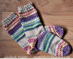 OPAL Sock Yarn - Hundertwasser II - Winterbild Polyp Wintergeist