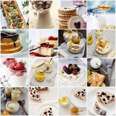 Красивая еда на фото- La patisserie