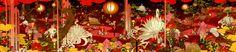 """Aya Kato, Japanese Art, Manga Style, """"Gelaskins"""" Illustration."""