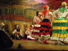 """From the performance """"Flamenco duende"""""""