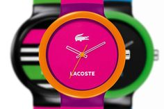 Relojes De Mujer Lacoste.