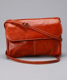 Take a look at this Honey Snap Flap Mini Crossbody Bag on zulily today!