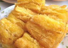 Cookies Simple Snacks 56 Ideas For 2019 Asian Snacks, Asian Desserts, Easy Snacks, Indonesian Desserts, Indonesian Food, Raw Food Recipes, Snack Recipes, Cooking Recipes, Fried Banana Recipes