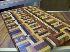 Bunch O' End Grain Boards