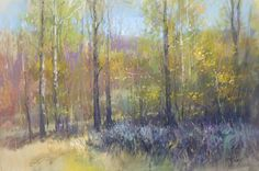 Pastel Pointers | Fall Paintings in Pastel on http://www.artistsnetwork.com