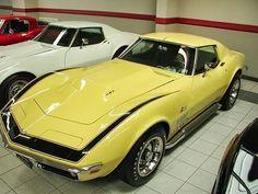 1969 Corvette ZL-1 427 1969 Corvette, Chevrolet Corvette, Chevy, Classic Corvette, Sweet Cars, Martini, Corvettes, Corvette America, General Motors