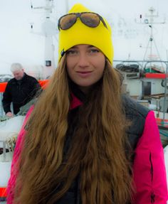 206e83356 Sierra Quitiquit. Inspiring female ski athlete! Get it girl on Warren  Miller's new film