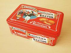 ラ・トリニテーヌ ブレトン缶