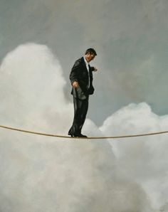 Eric Zener - Man On A Tightrope  (2008)