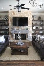 how-to-build-and-hang-a-mantel