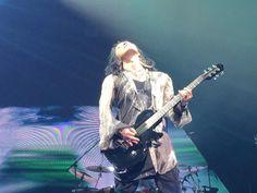 "<March 1>VAMPS LIVE 2015 ""BLOODSUCKERS"" @Osaka-Jo Hall (Osaka) #VAMPS #VAMPSJPN #HYDE #LIVE #2015 #VAMPS2015 (c)nh0129"
