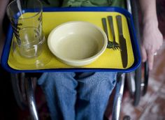 Grip Activity Pad :: helps caregivers prevent food items from sliding