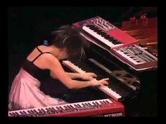 Hiromi - Timeout piano solo