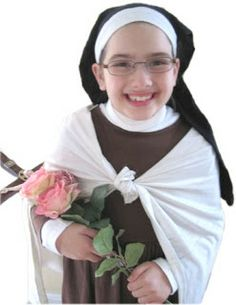Catholic Icing: All Saints Day Costume Ideas for Girls