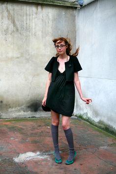 On the Street…….That Girl!, Paris « The Sartorialist