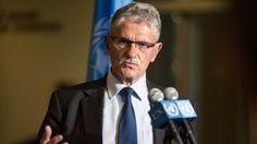 Israel müsse sich nach Ansicht des Vorsitzenden der UNO-Vollversammlung an alle Resolutionen halten. Lykketoft betonte die Notwendigkeit, einen Palästin...