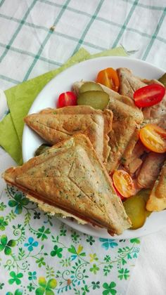 Healthy Recepies, French Toast, Good Food, Food And Drink, Lunch, Bread, Vegan, Cooking, Breakfast