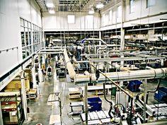 Martin Guitar Factory, Pennsylvania