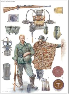 German Infantryman