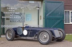 British Grand Prix-winning Delage gifted to Brooklands | Classic and Sports Car